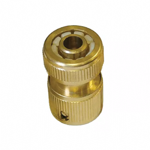 "Faithfull Brass Female Hose Connector 12.5mm (1/2"")"
